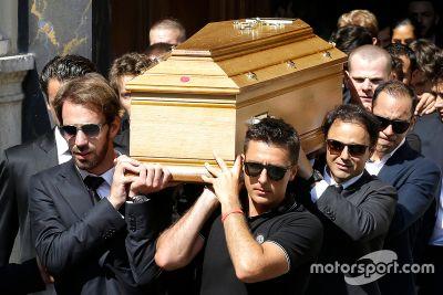 Похороны Жюля Бьянки