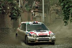 Дидье Ориоль и Дени Жироде, Toyota Corolla WRC, Toyota Team Europe