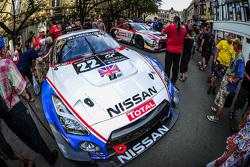 #22 Nissan GT Academy Team RJN Nissan GT-R Nismo GT3: Ricardo Sanchez, Гейтон Палету, Florian Strauss, Олів'є Пла