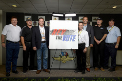 The Race Team Alliance announce Rev the Vote