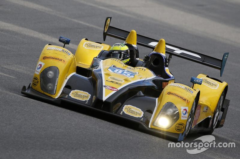 #85 JDC/Miller Motorsports Oreca FLM09: Stephen Simpson, Міхаіл Гойкберг