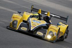 #85 JDC/Miller Motorsports Oreca FLM09: Stephen Simpson, Mikhail Goikhberg