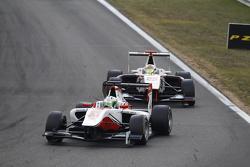 Alfonso Celis Jr., ART Grand Prix memimpin di depan Samin Gomez, Campos Racing