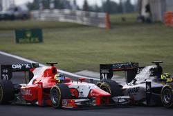 Андре Негран, Arden International и Ник Йеллоли, Hilmer Motorsport