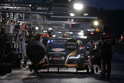 #4 Belçika Audi Club WRT Takımı  Audi R8 LMS Ultra: Max Koebolt, Sacha Bottemanne, Pieter Schothorst, James Nash