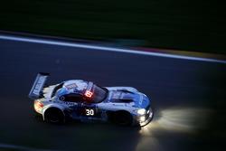 #30 Classic & Modern Racing BMW Z4: Jean-Luc Blanchemain, Pierre Hirschi, Christian Kelders, Fred Bo