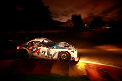 BMW Z4 команды ROAL Motorsport: Тимо Глок, Бруно Спенглер, Алекс Дзанарди