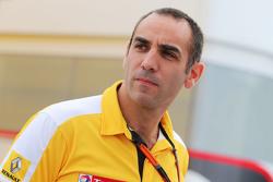 Cyril Abiteboul, Amministratore Delegato Renault Sport F1