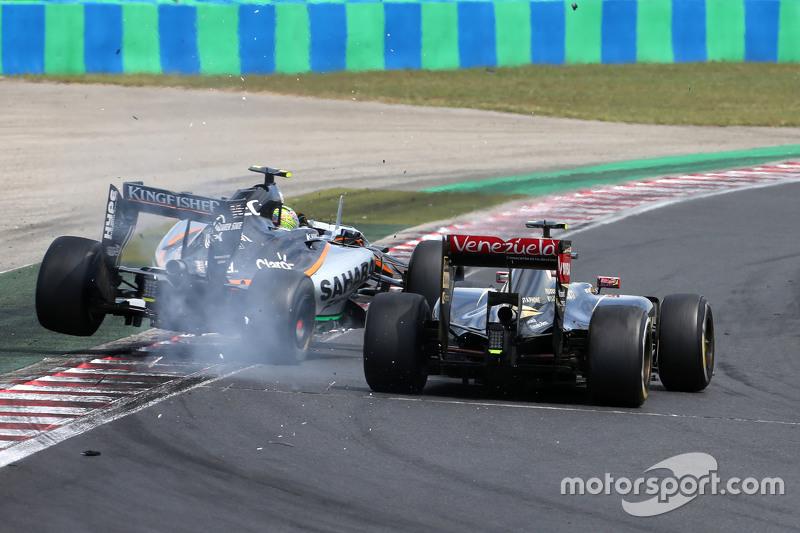 GP de Hungría 2015 Carrera