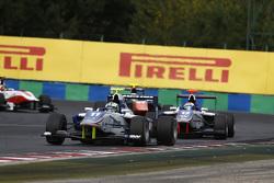 Джіммі Еріксон, Koiranen GP лідирує  Matthew Parr, Koiranen GP