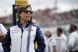 Claire Williams, Williams
