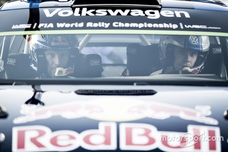 Andreas Mikkelsen, Volkswagen Motorsport dan Aksel Lund Svindal
