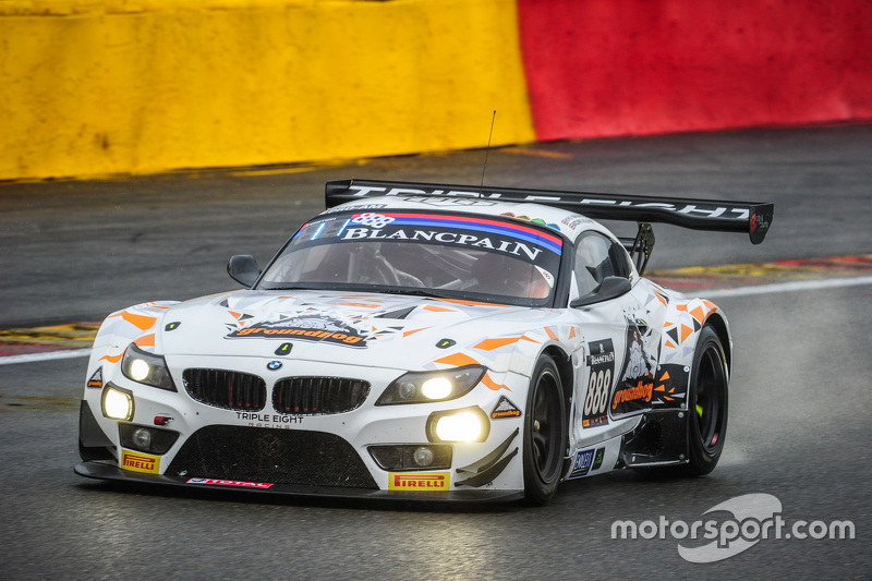 #888 Triple Eight Racing BMW Z4: Joe Osborne, Lee Mowle, Ryan Ratcliffe, Dirk Müller