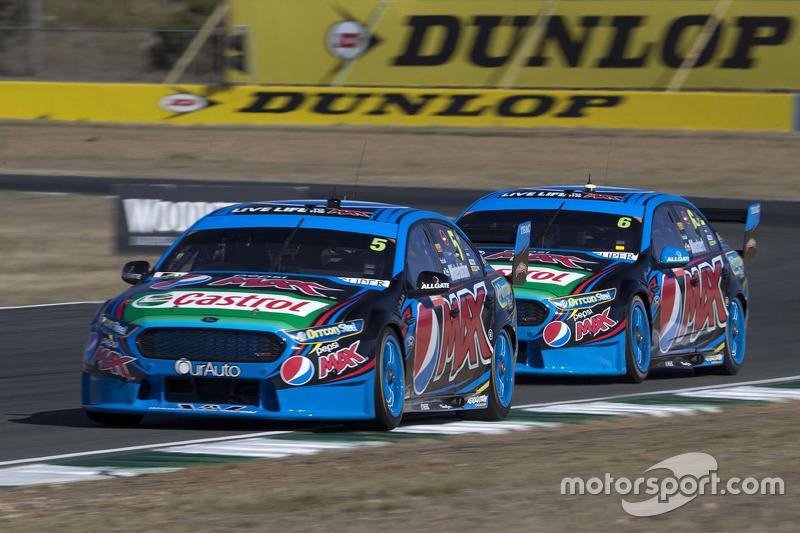 Марк Вінтерботтом та Чез Мостерт, Prodrive Racing Australia Ford