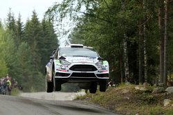 Юхо Хяннинен и Томи Туоминен, Ford Fiesta WRC