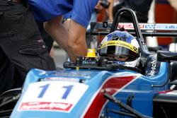 Фабиан Шиллер, Team West-Tec F3 Dallara Mercedes-Benz