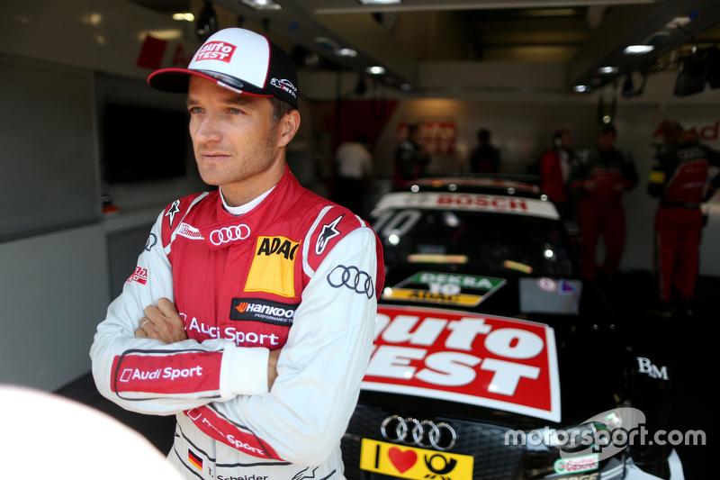#10: Timo Scheider (Audi)
