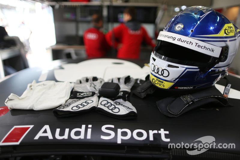 Helm Adrien Tambay, Audi Sport Team Abt Audi RS 5 DTM