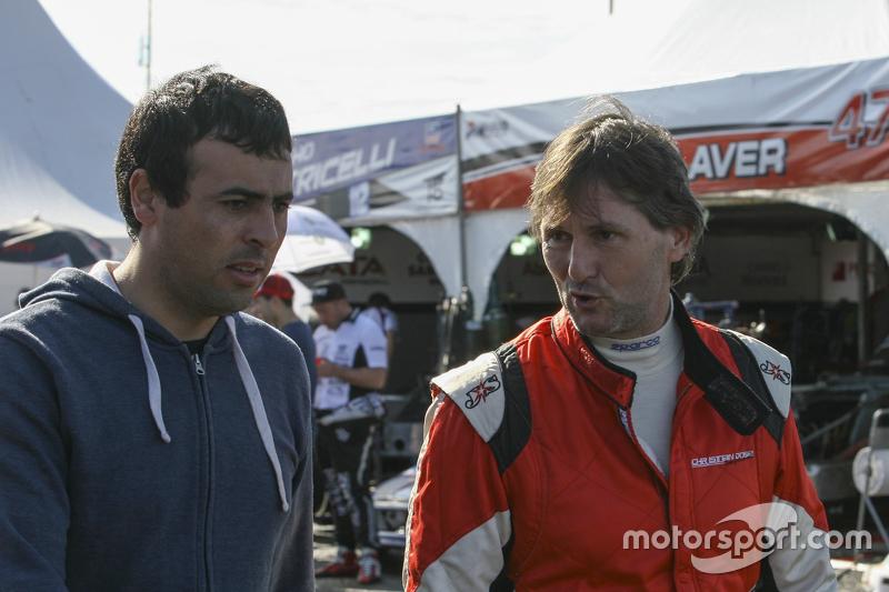 Gabriel Ponce de Leon, Ponce de Leon Competicion Ford and Christian Dose, Dose Competicion Chevrolet