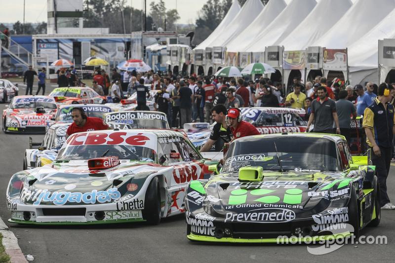 Мауро Галломбардо, Maquin Parts Racing Ford та Карлос Окуловіч, Maquin Parts Racing Torino