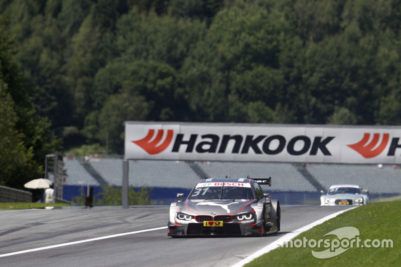 Tom Blomqvist, BMW Team RBM BMW M4 DTM