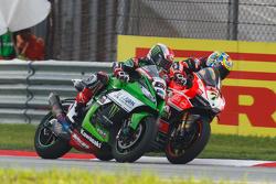 Джонатан Рей, Kawasaki и Час Дэвис, Ducati Team