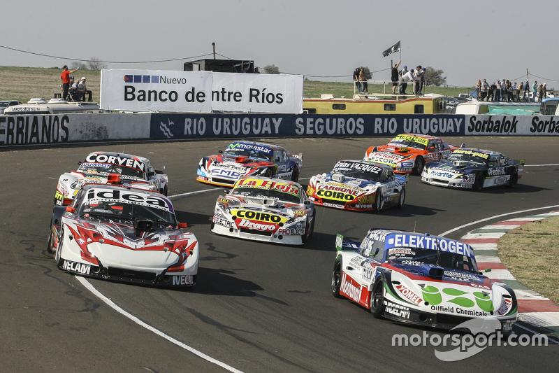 Матіас Нолезі, Nolesi Competicion Ford та Норберто Фонтана, Laboritto Jrs Torino та Хуан Маркос Андж