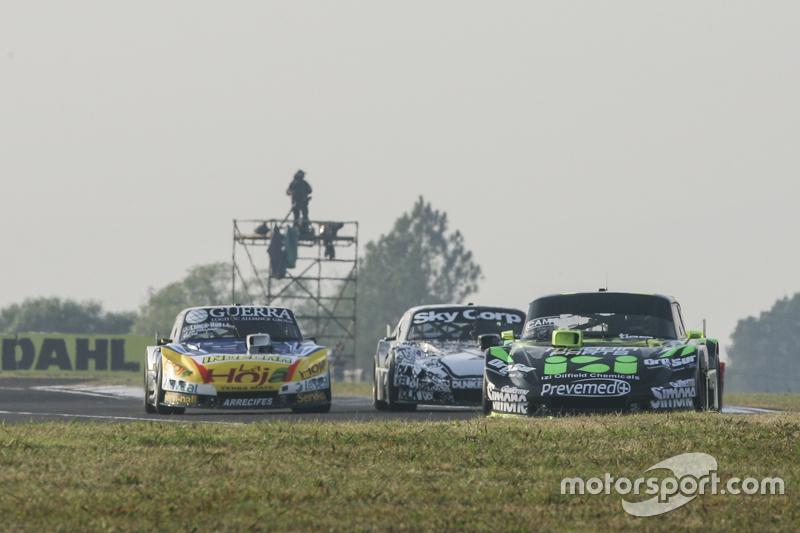 Мауро Галломбардо, Maquin Parts Racing Ford та Хосіто ді Пальма, CAR Racing Torino та Лаурено Кампан