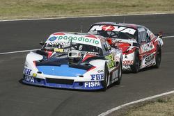 Emiliano Spataro, UR Racing Dodge dan Matias Rossi, Donto Racing Chevrolet