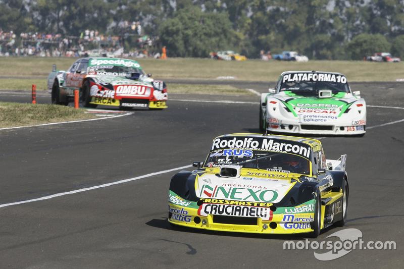 Omar Martinez, Martinez Competicion Ford and Santiago Mangoni, Laboritto Jrs Torino and Facundo Ardu