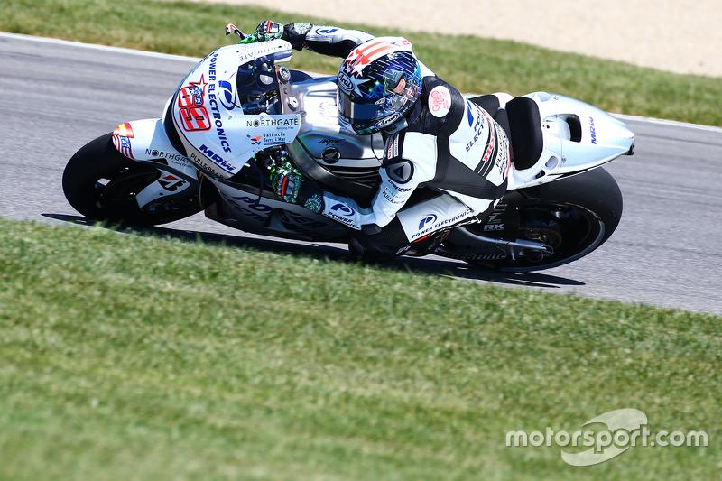Нікі Хейден, Aspar MotoGP Team