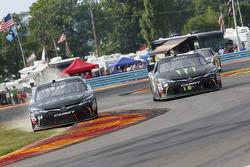 David Starr, TriStar Motorsports Toyota and Boris Said, Joe Gibbs Racing Toyota