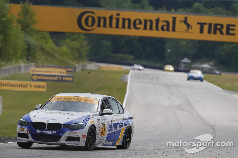 #81 BimmerWorld Racing BMW 328i: та rie Hartanto, Tyler Cooke