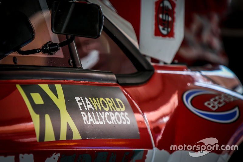 FIA World Rallycross detail