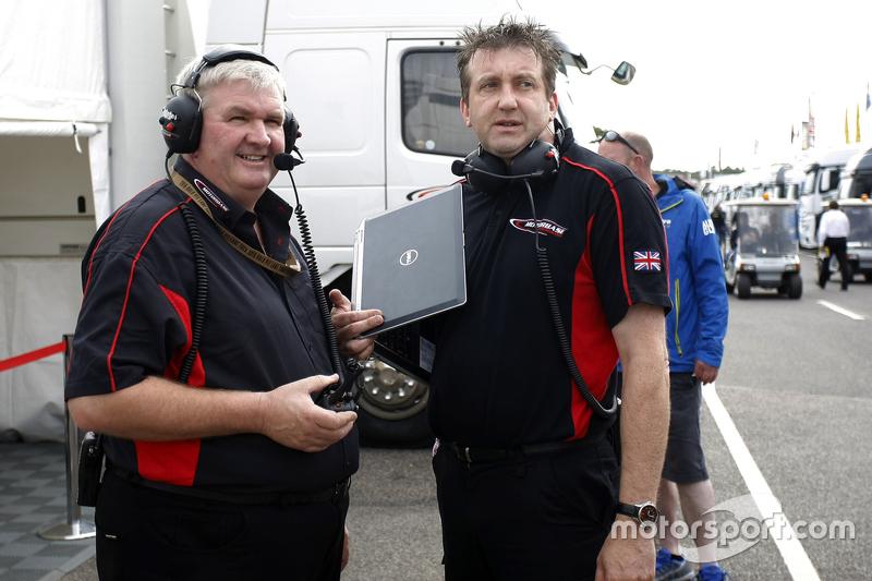 David Bartrum dan Piers Phillips