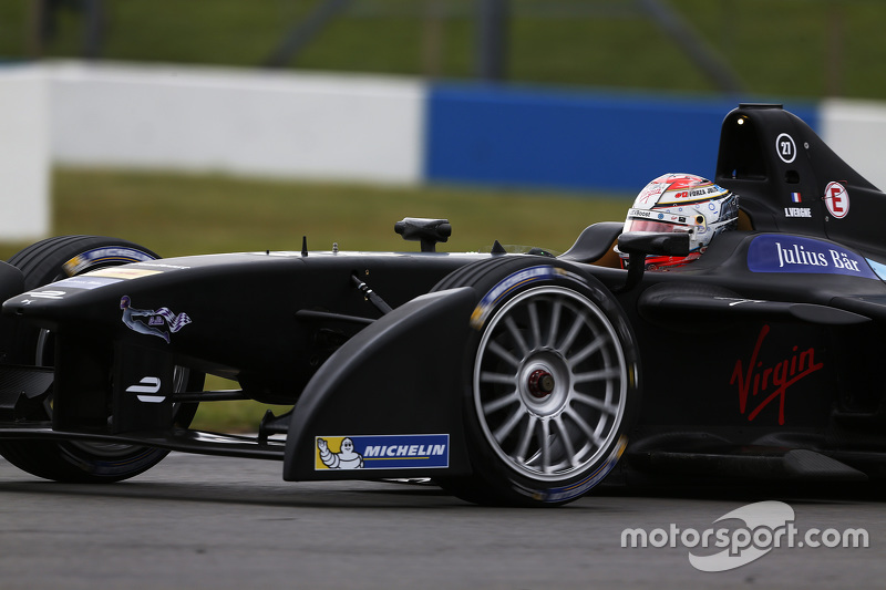 Jean-Eric Vergne, DS Virgin Racing Formula E Team