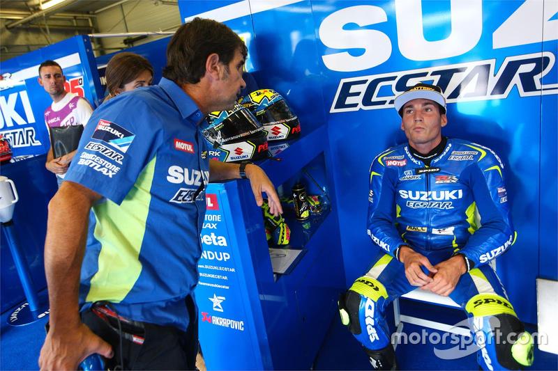 Aleix Espargaro, Team Suzuki MotoGP