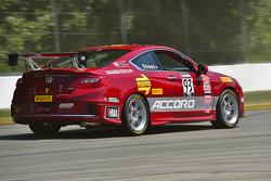 #93 Honda Accord: Paul Caddesi