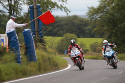 Red Flag on the Dundrod Circuit