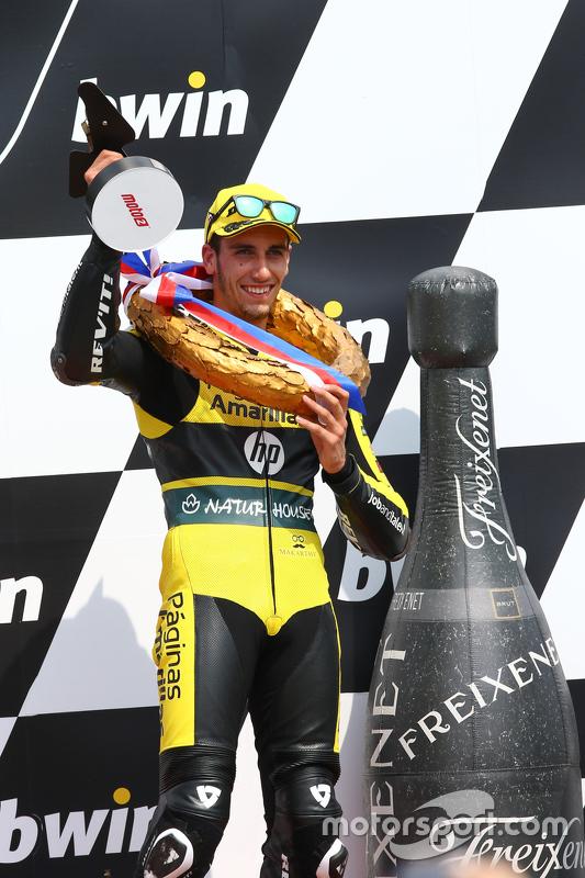 Alex Rins, Pons racing
