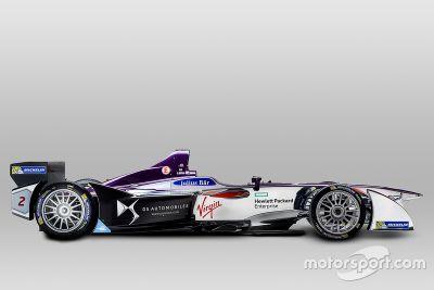 Présentation de la livrée DS Virgin Racing