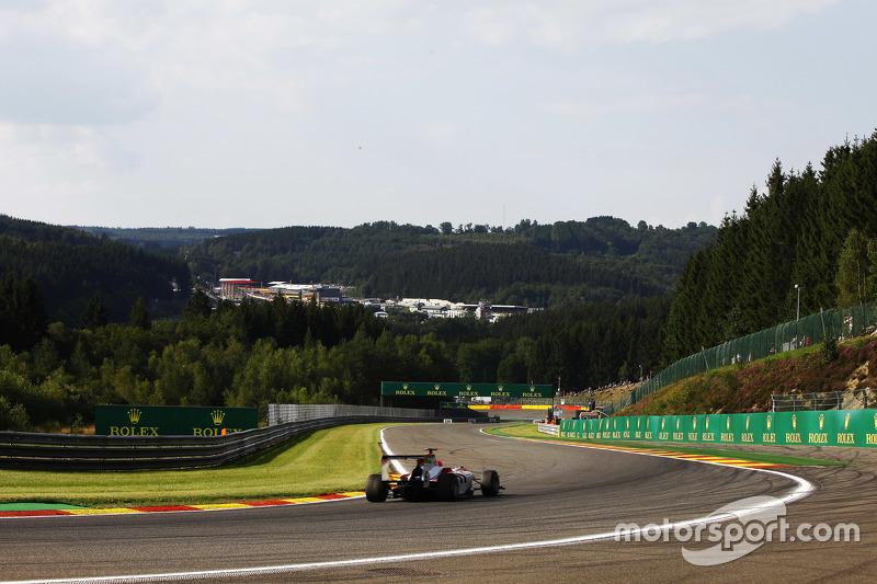Spa-Francorchamps - Esteban Ocon, ART Grand Prix