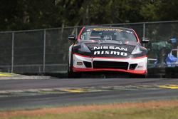 #41 Doran Racing Nissan 370Z: Nick Hammann, Steven Doherty