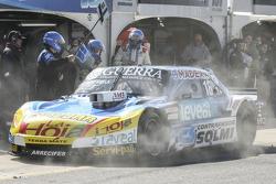 First time refueling in TC Josito di Palma, CAR Racing Torino