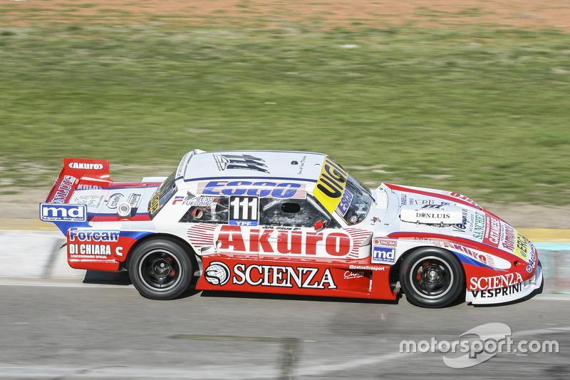 Juan Manuel Silva, Catalan Magni Motorsport Ford
