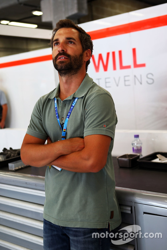 Timo Glock, tamu Manor F1 Team