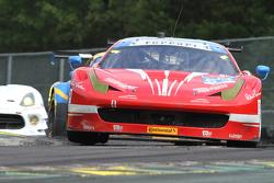 Ferrari 458 Italia команды Scuderia Corsa: Билл Суидлер, Таунсенд Белл