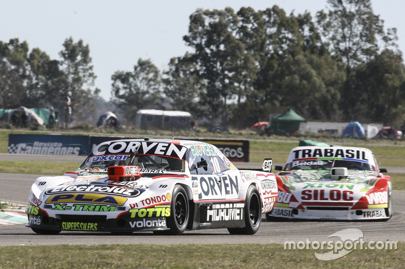 Juan Marcos Angelini, UR Racing Dodge dan Mariano Altuna, Altuna Competicion Chevrolet