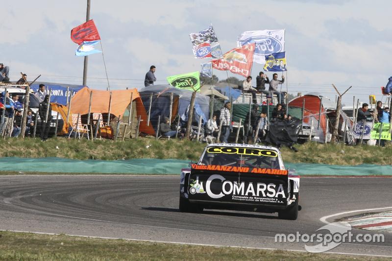 Camilo Echevarria, Coiro Dole Racing Torino
