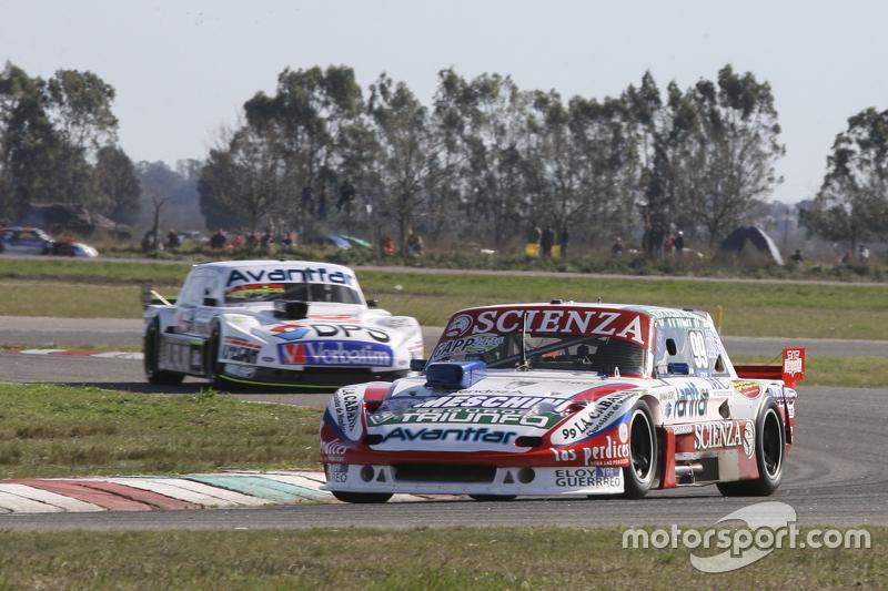 Matias Jalaf, Catalan Magni Motorsport Ford, dan Leonel Sotro, Alifraco Sport Ford